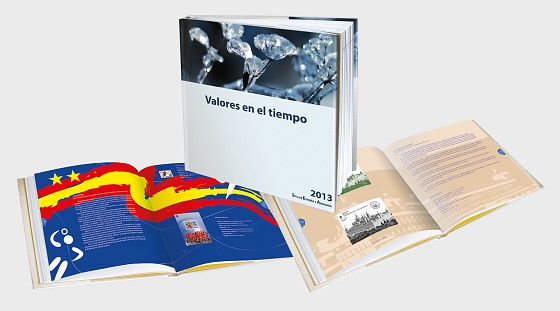 2013 Year Book Spain & Andorra - Annual Product