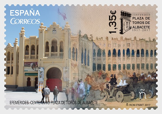Centenary of the Plaza de Toros de Albacete 1917-2017 - Set