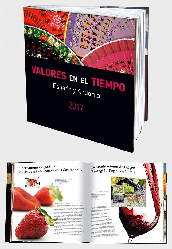 2017 Évkönyv Spanyolország és Andorra - éves termék