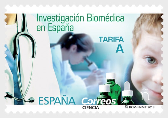 Science - Biomedical Research in Spain - Set