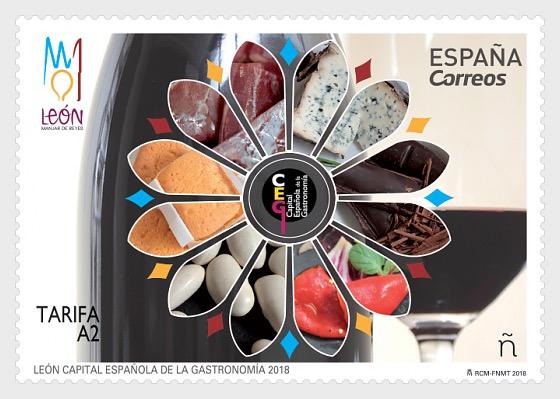 León - Spanish Capital of Gastronomy - Set