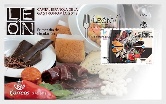 León - Capitale Spagnola della gastronomia - FDC