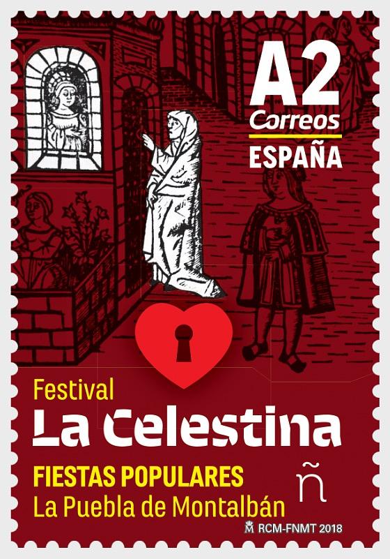 Festival La Celectina La Puebla de Montalbán - Set