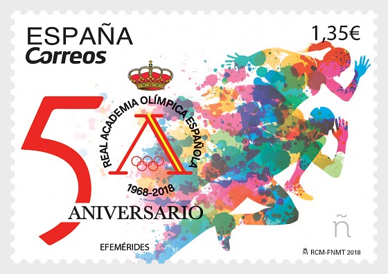 50th Anniversary of the Spanish Royal Olympic Academy - Set