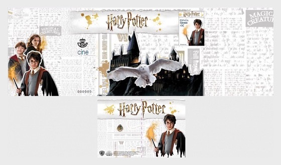 Harry Potter - Hojas Bloque
