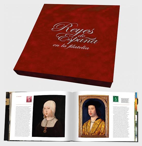 西班牙国王在集邮 - 书籍