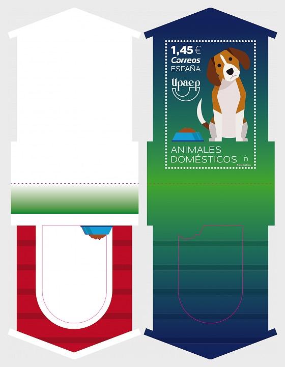 美国UPAEP - 宠物 - 套票