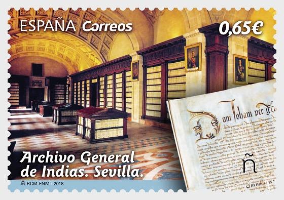 Archivo General de Indias - Set