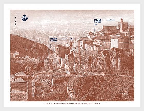 Cuenca - Hojas Bloque