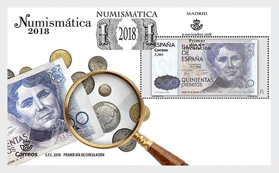 Numismatica - Sobre de Primer Dia