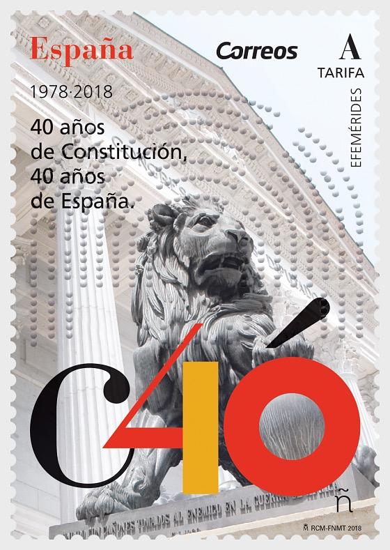 40 Años de la Constitución - Series