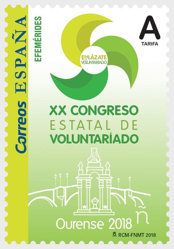 Anniversaries - 20th National Congress of Volunteering - Set