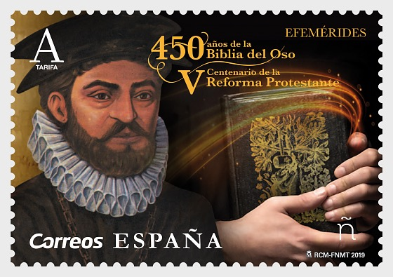 450 Years of the Biblia del Oso and 5th Centenary of the Protestant Reform - Set