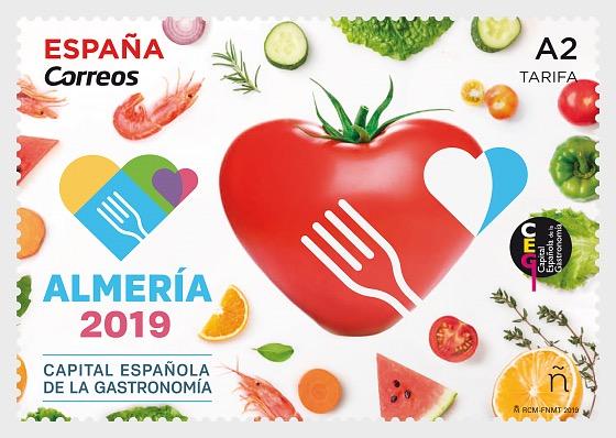 Spanische Hauptstadt der Gastronomie 2019 - Almería - Serie