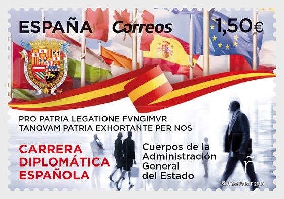Spanish Diplomatic Career - Set