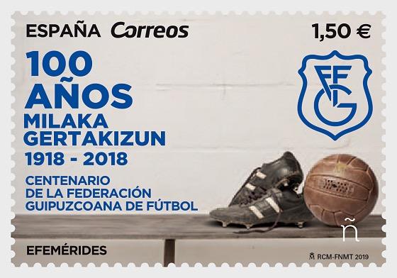 Centenary Federación Guipuzcoana de Fútbol - Set