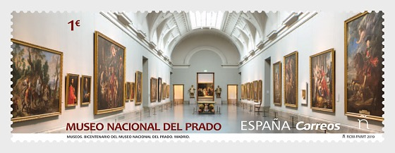 Museums - Bicentenary of the Museo Nacional del Prado - Set