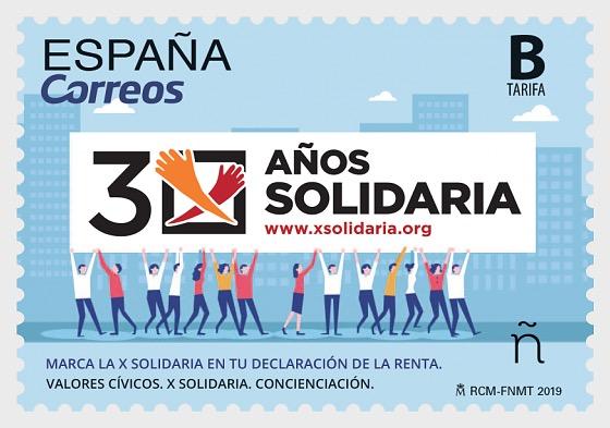 Valores Cívicos - X Solidaria, Concienciación - Series
