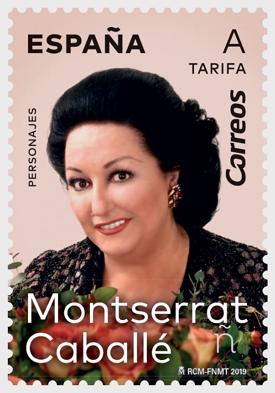 Characters, Montserrat Caballé - Set