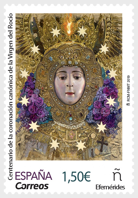 Centenary of the Canonical Coronation of the Virgen del Rocío - Mint - Set