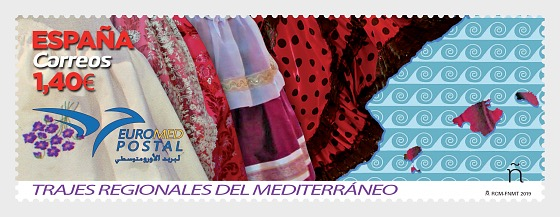 Euromed, Regional Costumes from the Mediterranean - Set