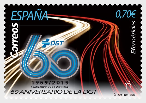 60th Anniversary of the DGT - Set