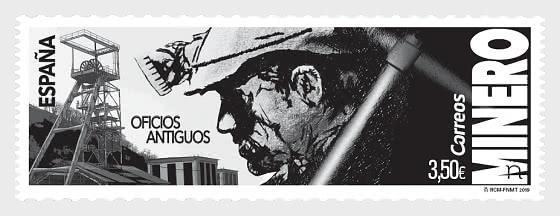 Oficios Antiguos, Minero - Series CTO