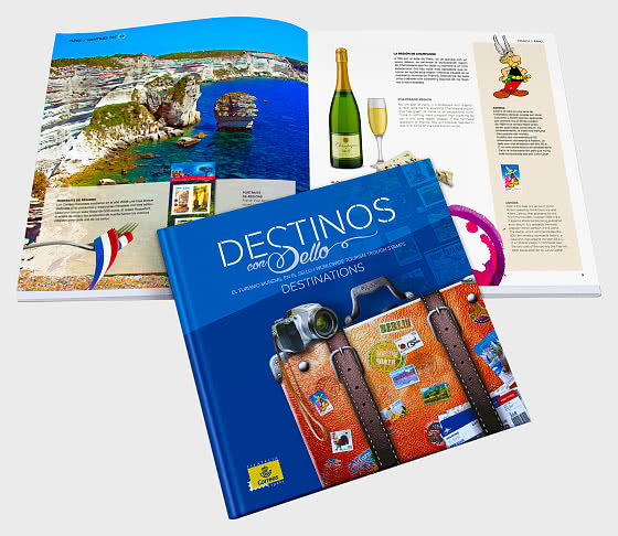 Turismo - Destinos con Sello - '30% Discount' - Coleccionable