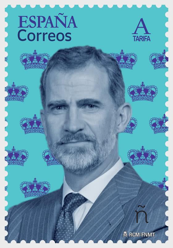 Basic Series - HRH King Felipe VI - A - Set