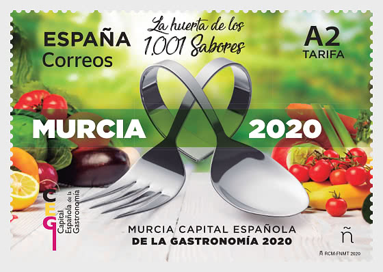 Spanish Culinary Capital 2020 - Murcia - Set
