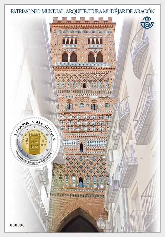 World Heritage - Mudejar Architecture of Aragon - Sheetlets