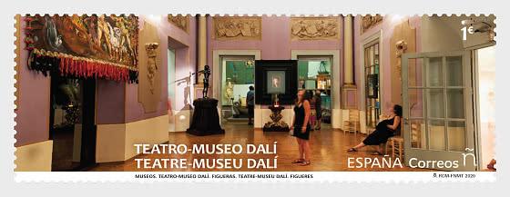 Museum - Theatre-Museum Dali, Figueres - Set