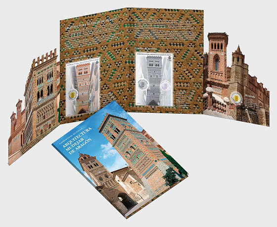 Mudejar Architecture of Aragon - Collectibles