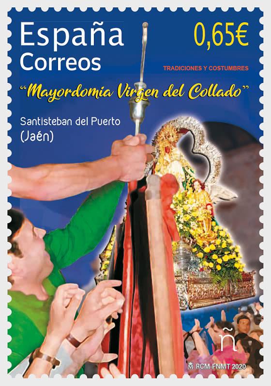 Virgin of Collado Stewardship - Mint - Set