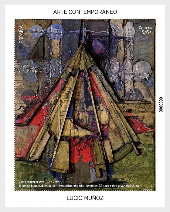 Contemporary Art - Lucio Munoz - Mint - Set