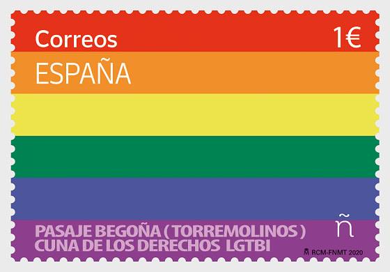 International LGBTQ Pride Day - MInt - Set
