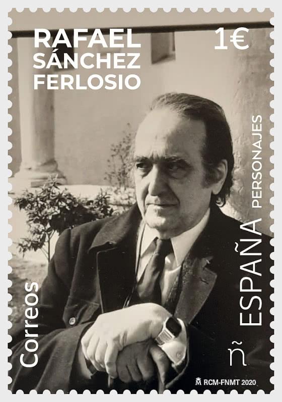 Rafael Sanchez Ferlosio - Mint - Set