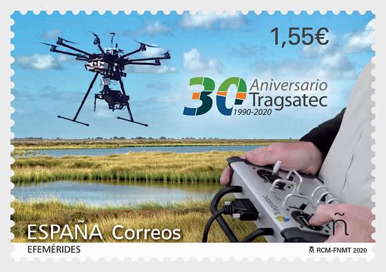 30th Anniversary of Tragsatec - CTO - Set CTO