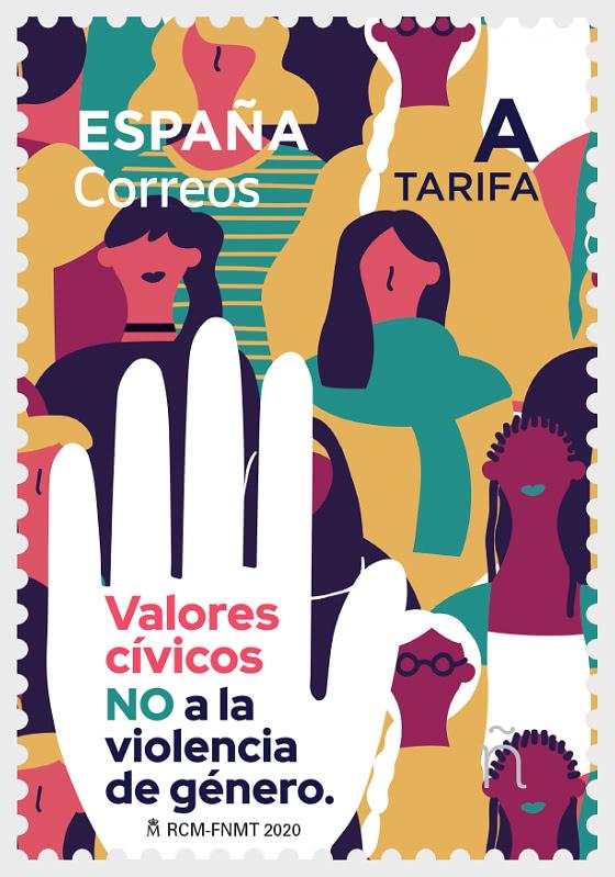 Valores Cívicos-  No A La Violencia De Género - Series
