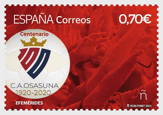 Centenario Club Atlético Osasuna - Series CTO
