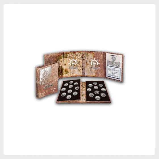 Offre spéciale - 25% de réduction sur l'histoire de la navigation et de la numismatique - Piece de l'annee