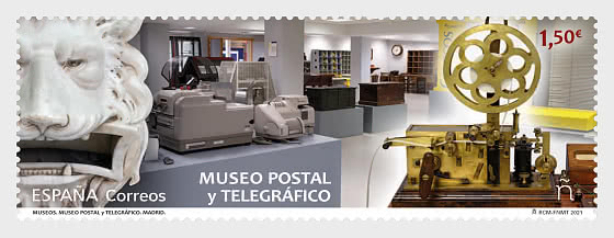 Museums - Postal and Telegraph Museum - Mint - Set