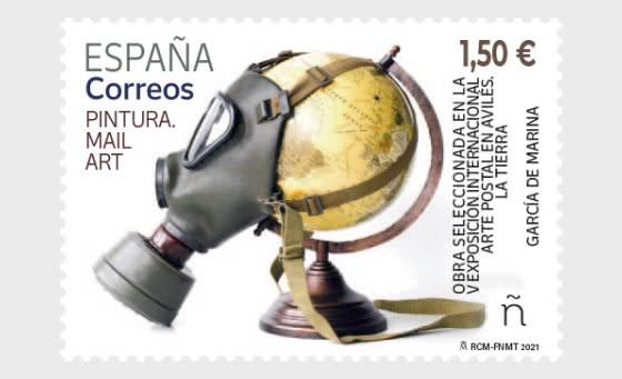 Mail Art - Mint - Set