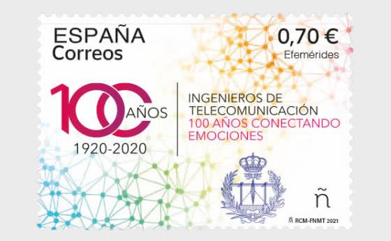 Centenaire Du Titre D'ingénieur En Télécommunications - Séries