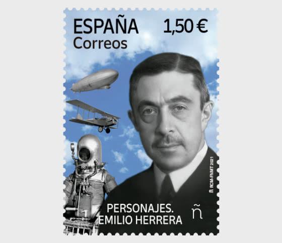Emilio Herrera - Séries