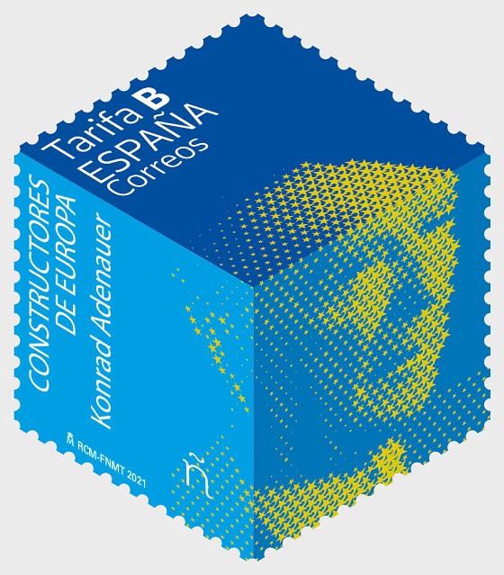 Bâtisseurs d'Europe 2021 - Konrad Adenauer - Séries