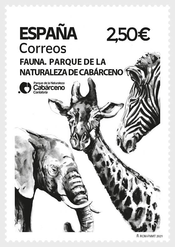 Faune 2021 - Parc Naturel de Cabarceno - Séries