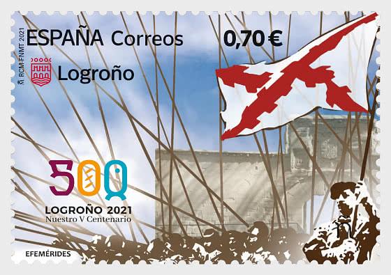Logroño 2021 - Notre V centenaire - Séries