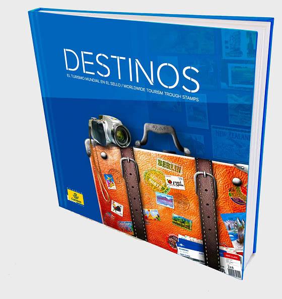 20% DISCOUNT - Tourism Destination Book - Collectibles