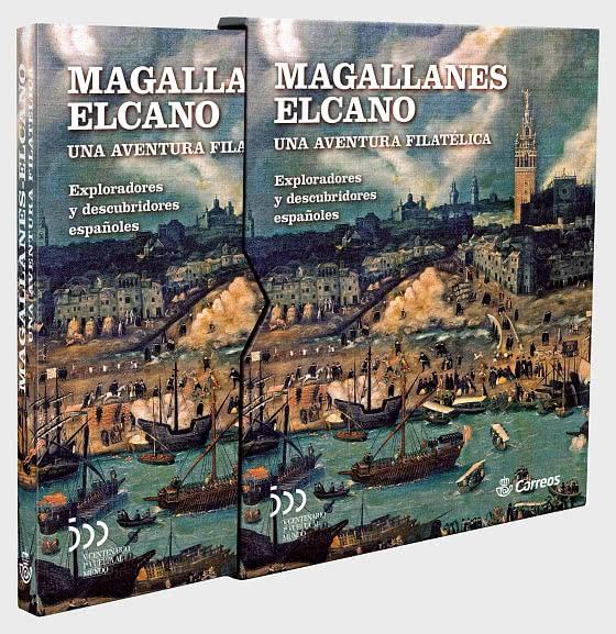 20% DISCOUNT - Magellan Elcano Book - Collectibles